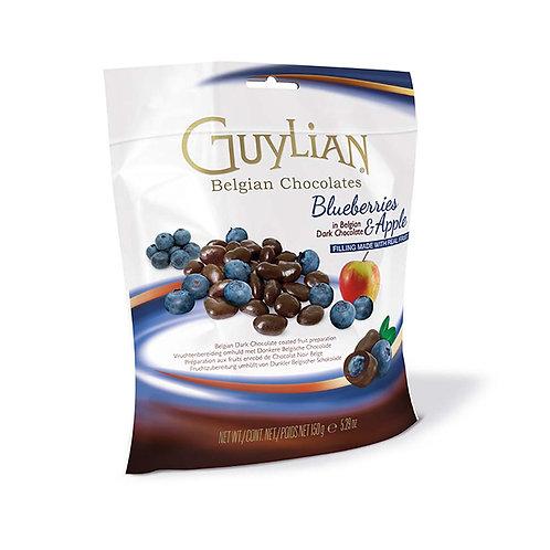 Guylian Dark Chocolate Coated Blueberries 150g