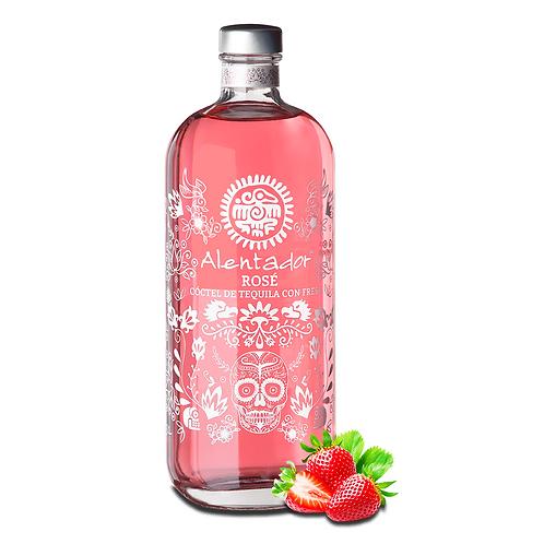 Alentador Rose Tequila Fresa 700ml