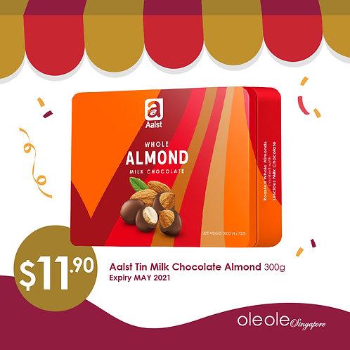 Aalst Milk Chocolate Tin 300g