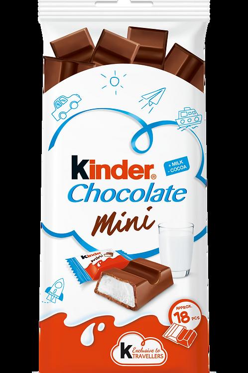 Kinder Mini Chocolate T18 108g