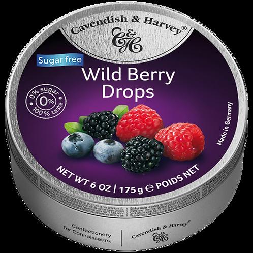 C&H Sugar Free Wild Berry 175g
