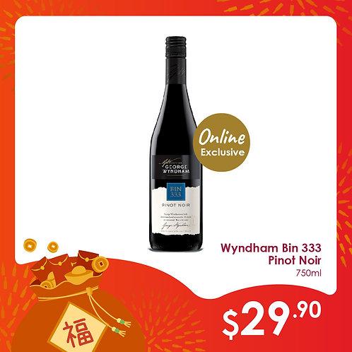 Wyndham Bin 333 Pinot Noir