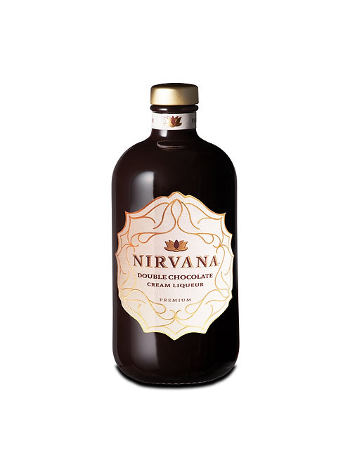 Nirvana Double Chocolate 500ml, Alc. 15%