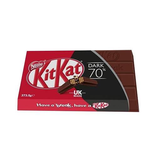 Kit Kat 4F iconic 70% Dark (9x41.5g)
