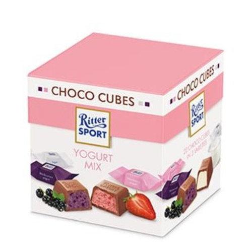 Ritter Sport Yogurt Cube Assorted 176g