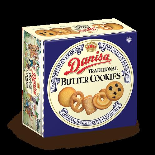 Danisa Butter Cookies 681g