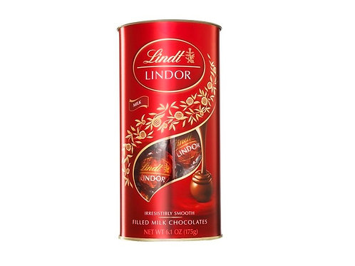 Lindt Lindor Mini Tube Milk 175g
