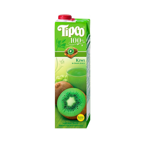 Tipco 100% Kiwi and Grape Juice 1L