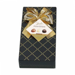 Hamlet Chesterfield Gold Line Black Box with Bow 125g