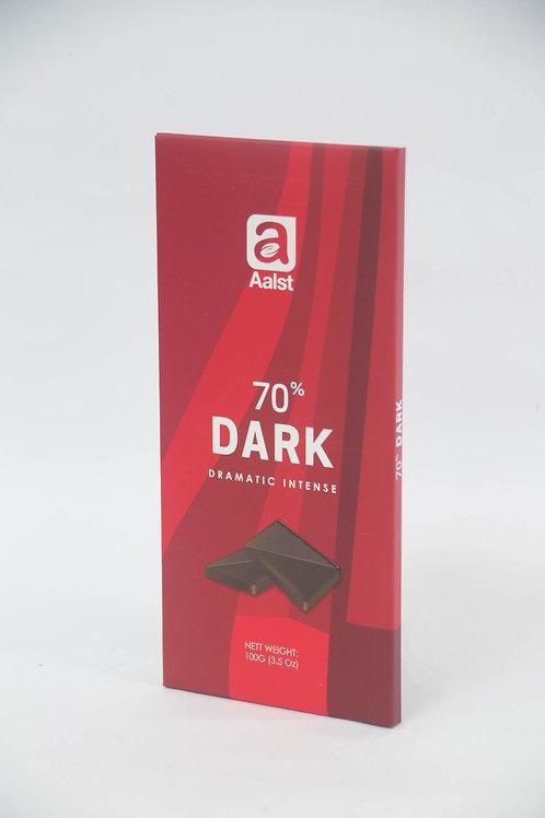 Aalst 70% Dark Dramatic Intense 100g