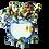 Thumbnail: Cristallove Auspicious Pi Xiu Pair (Treasure)