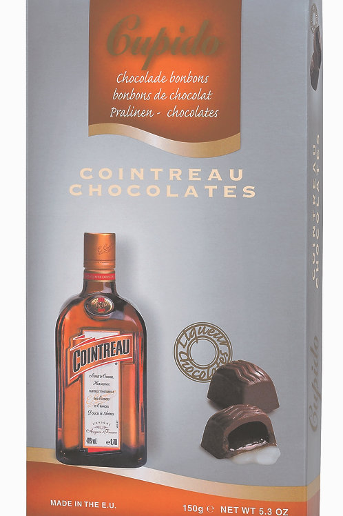 Cupido Cointreau Chocolates 150g