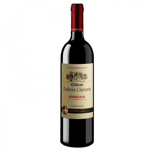Chateau Dubois Claveries Bordeaux Red 750ml (2016)