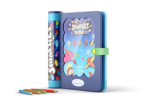 Smarties Creator Book 130g