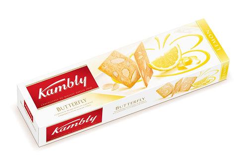 Kambly Butterfly Lemon 100g
