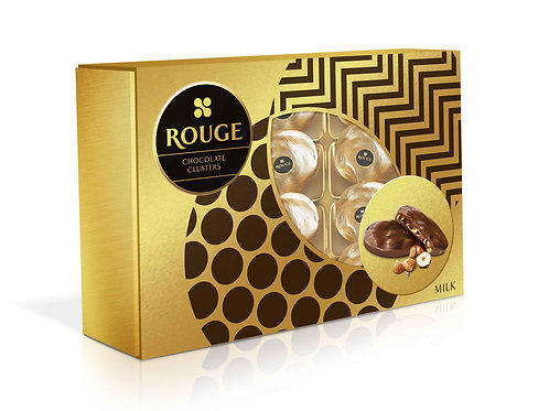 Rouge Chocolate Clusters 160g