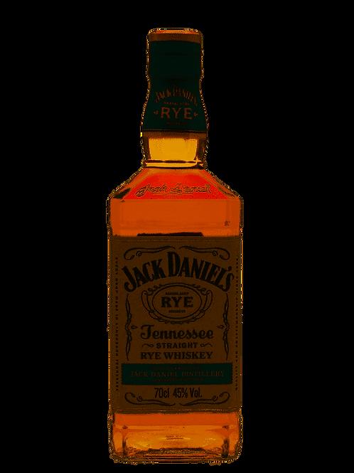 Jack Daniel's Tennessee Straight Rye 70cl