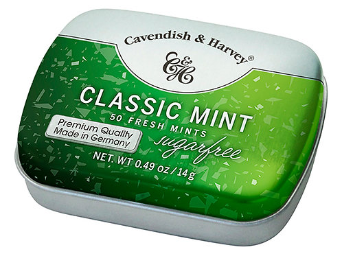 C&H Sugarfree Classic Mint 14g