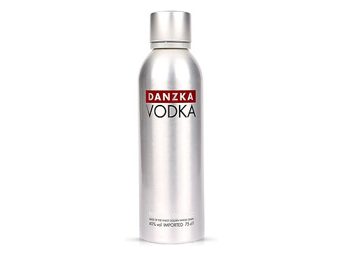 Danzka Vodka 40% 750ml
