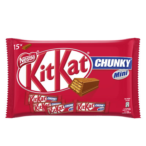 Kit Kat Chunky Mini Bag 250g