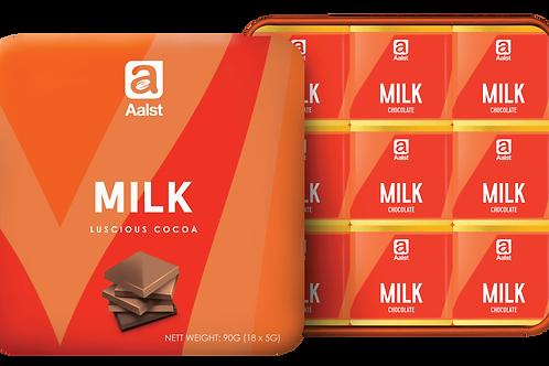 Aalst Milk Luscious Cocoa Neapolitan 90g