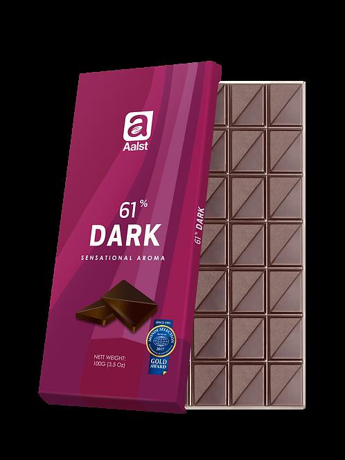 Aalst 61% Dark Sensational Aroma 100g