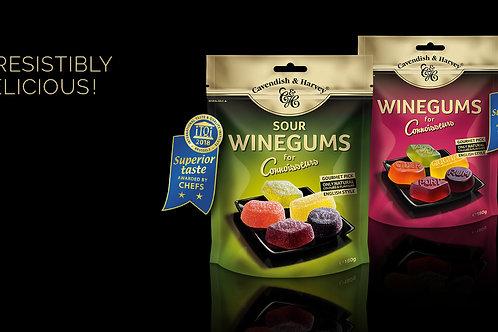 C&H Winegums For Connoisseurs 180g