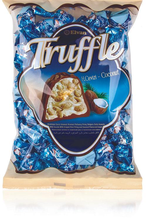 Elvan Truffle Bag Coconut 500g