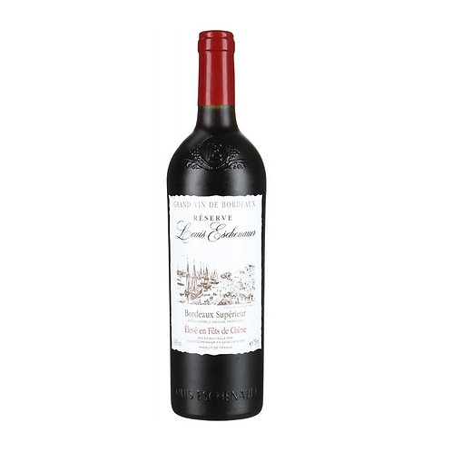 Louis Eschenauer Reserve Bordeaux Superieur AOP (2016) 750ml