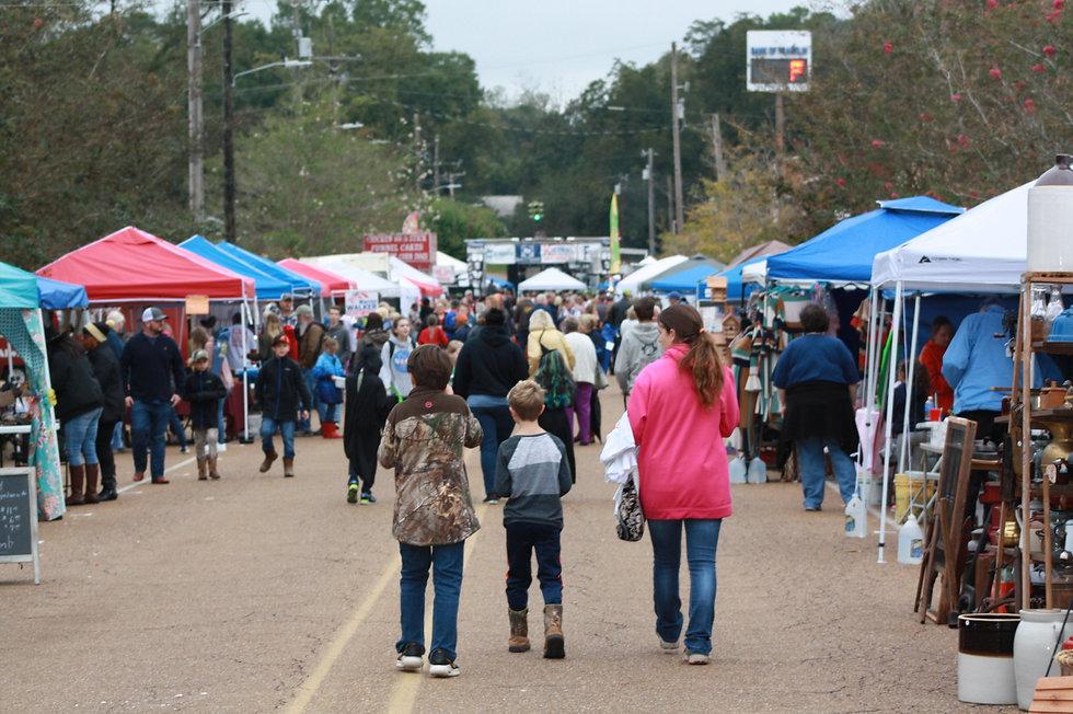 Homochitto River Festival Vendor Sign up Form