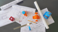 건축도면과 3D프린팅