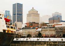 Vieux port de Montréal Old Port