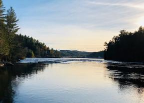 Rivière Gatineau River