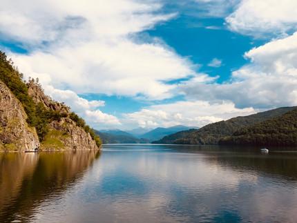 Lac Vidraru Lake