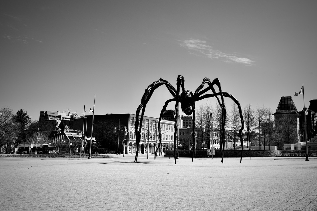 «Maman» - de/of Louise Bourgeois
