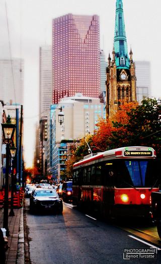 Centre-ville de Toronto Downtown