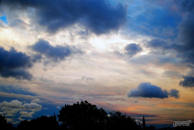 Ciel de Montéal Sky