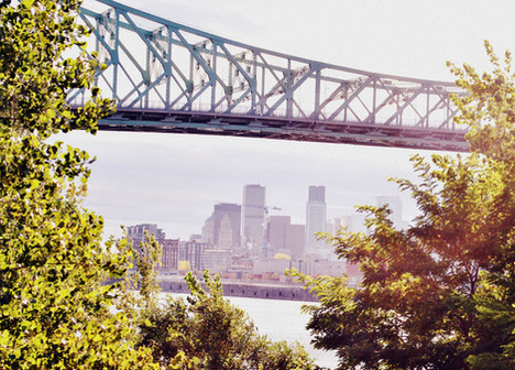Pont Jacques Cartier Bridge