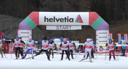 Finale Helvetia Nordic Trophy - Rona