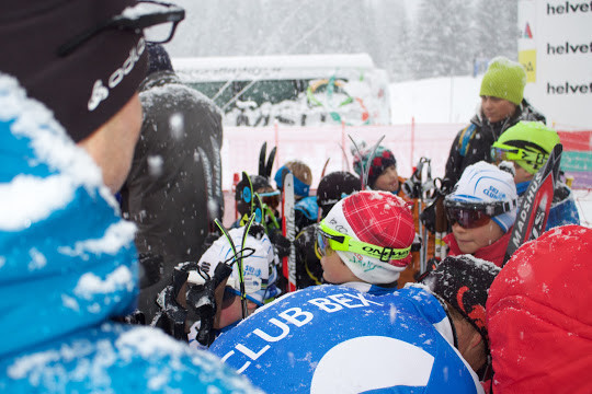 Helvetia Nordic Trophy - Les Mosses