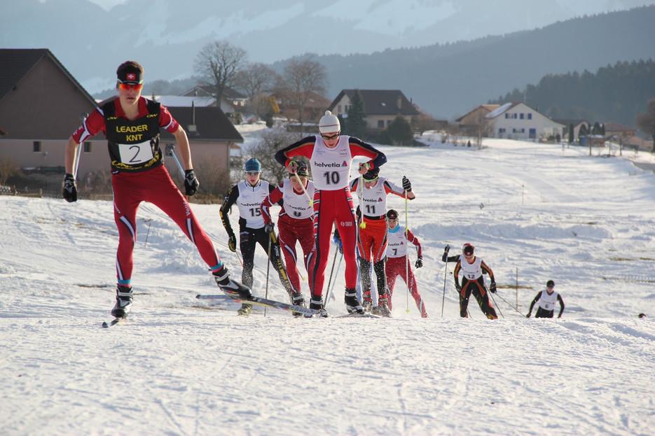 Kids Nordic Tour - Grattavache le Crêt