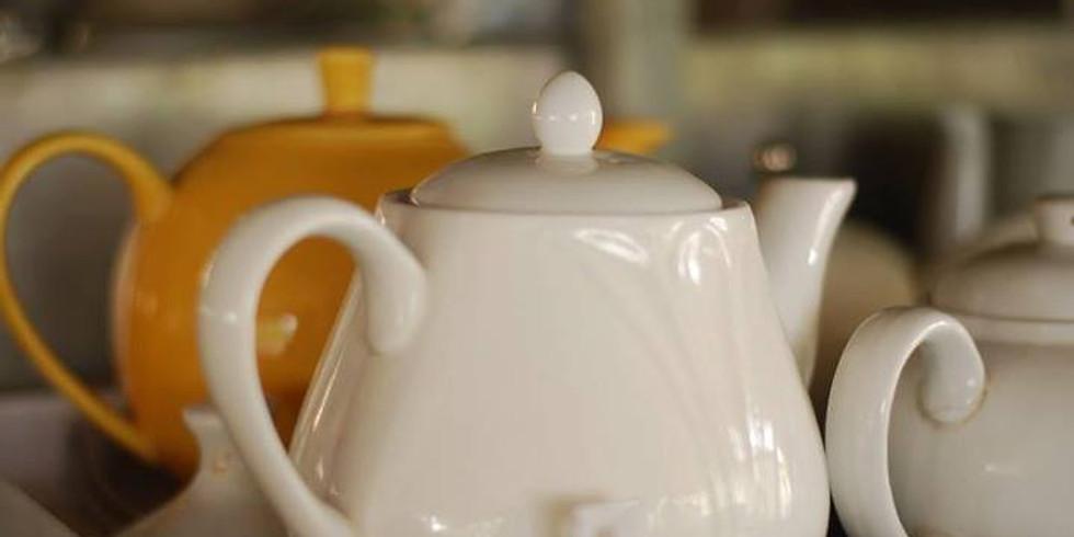 Tea & Talk w/ Mrs. Ladd