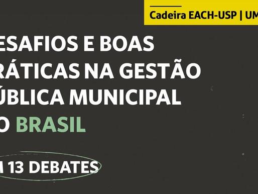 Desafios e boas práticas na gestão pública municipal no Brasil