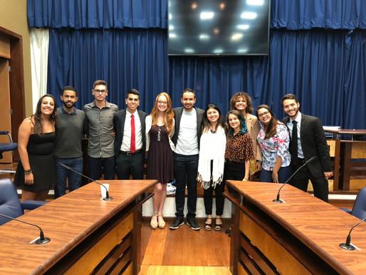 Nova gestão da FENECAP toma posse em São Paulo
