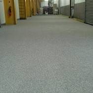Anti slip system installed at a multi-temperature and logistics business in Hythe