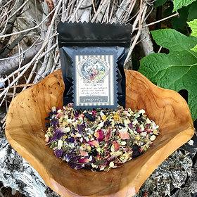 Prosperity: Loose Smudge Blend  ~ loose blends, Incense, herbs, smu