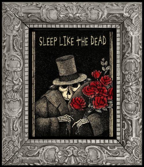 sleep like the dead brew 6 tea sacks organic herbs flowers