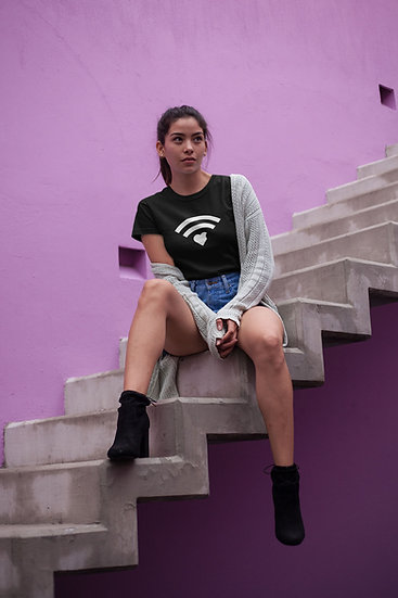 T-Shirt - Let's Connect