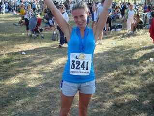 My Journey from Unfit to slightly crazy!