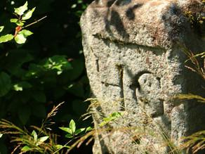 Die hohenlohischen Steine auf der Frankenhöhe